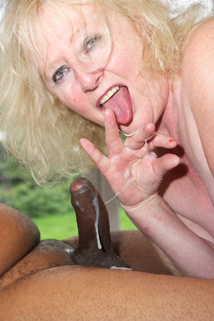 Posh mature housewife receives a good hard fucking